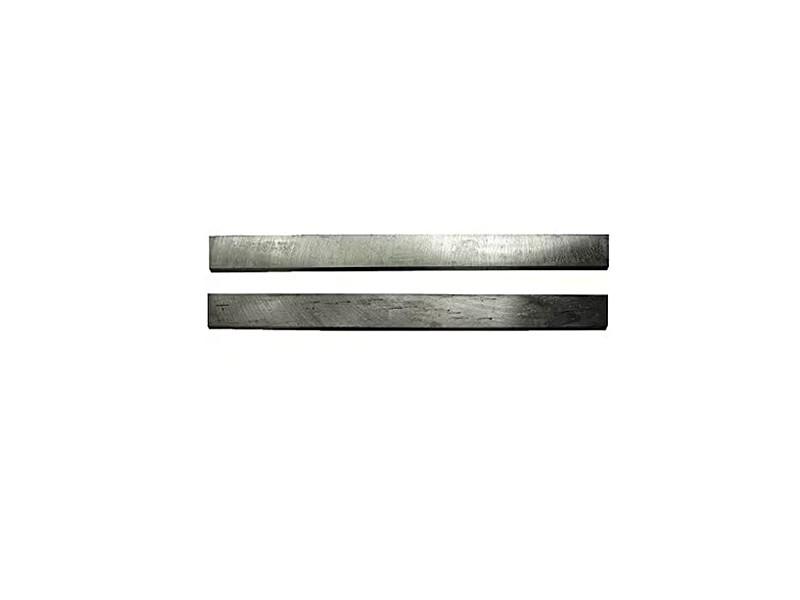 Ножи  прямые к станку ИЭ-6009 пара 200