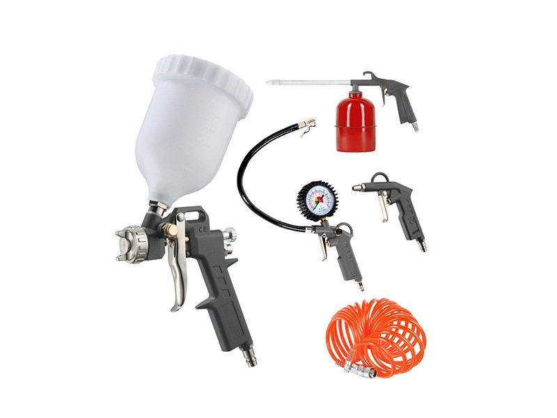 Набор пневмоинструмента 5 предм. Patriot KIT 5A
