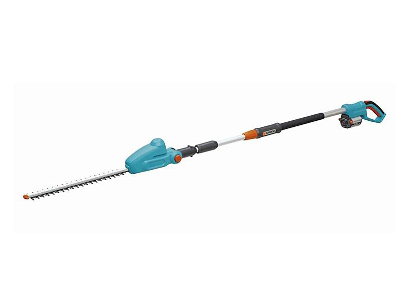 Аккумуляторные ножницы, телескопическая рукоятка Gardena THS Li-18/42