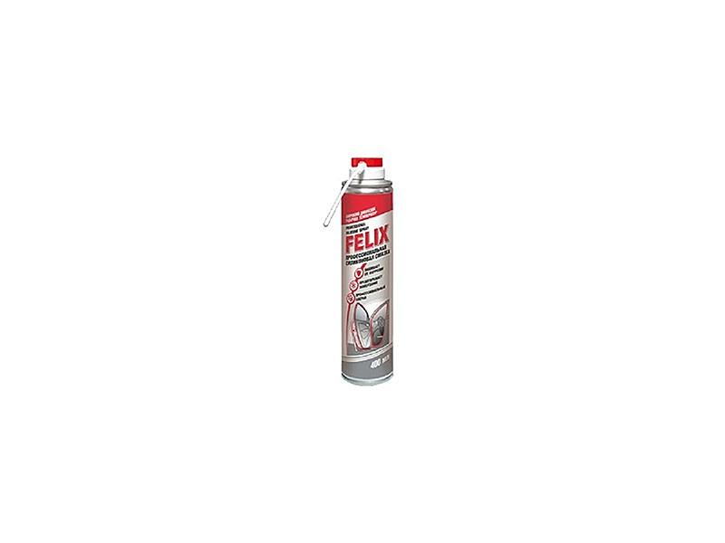 Смазка силиконовая 400 мл аэрозоль Felix