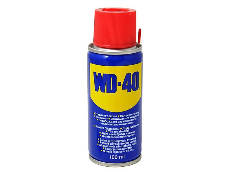 Средство универсальное 100 мл WD-40