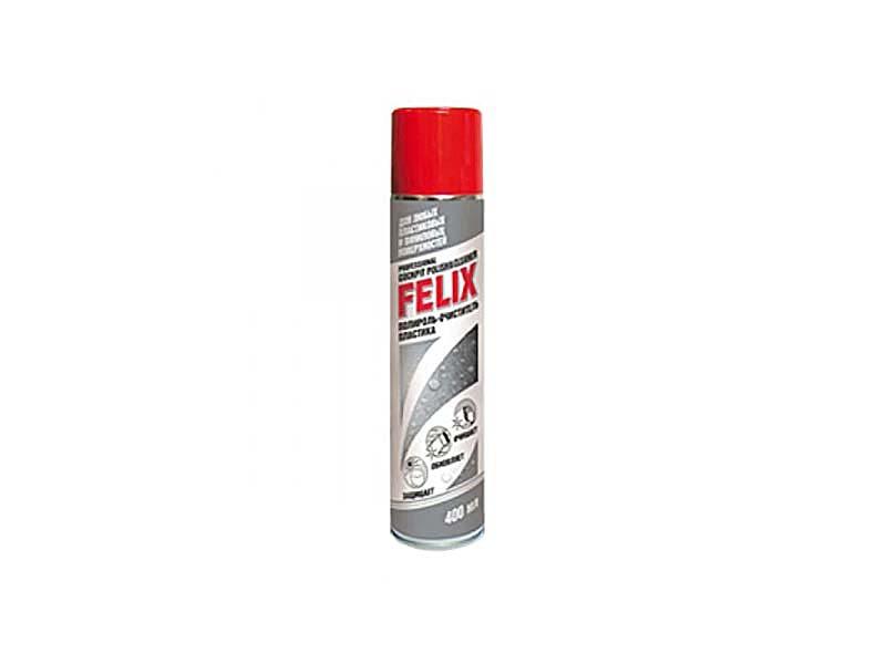 Полироль пластика 400 мл Felix