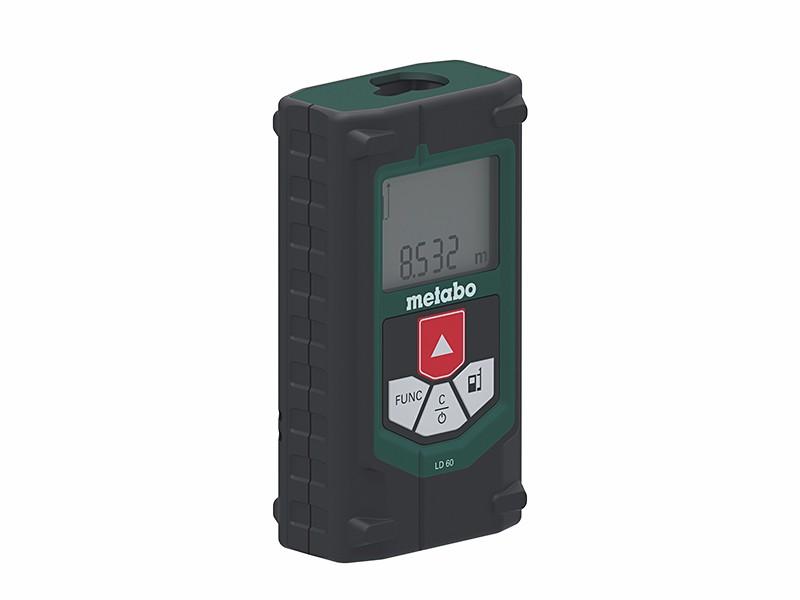 Измеритель длины лазерный Metabo LD 60