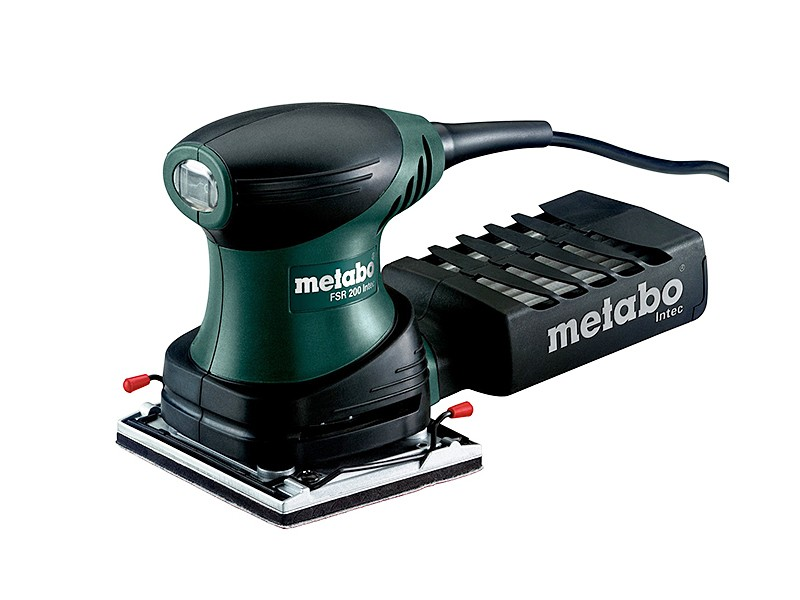 Шлифмашина плоскошлифовальная Metabo FSR 200 Intec